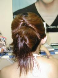 bridesmaid hairstyle with trendy style.jpg