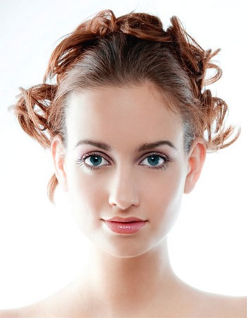 bridesmaid updos with waves.jpg
