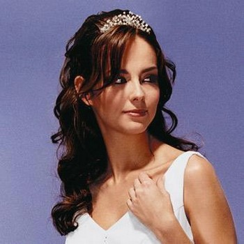 curly bride down hairstyle with side bangs and tiara.jpg