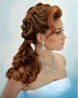 curly half updo with side bang.jpg