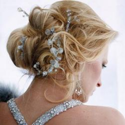 wedding half updo with crystal hair clips.jpg