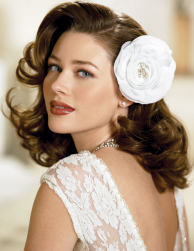 Curly wedding with white large white flower hairclip.PNG