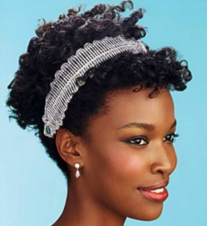 Picture of black bride hairstyle with headband.PNG