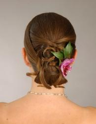 wedding hairstyle with Low Bun with Swirls.jpg