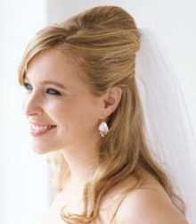 Classic wedding hairstyle with swept bangs.PNG