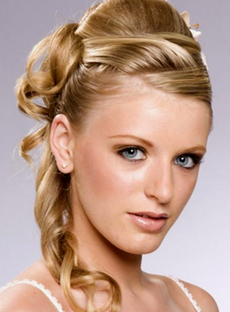 Cute bridal updo with curls hang down.PNG