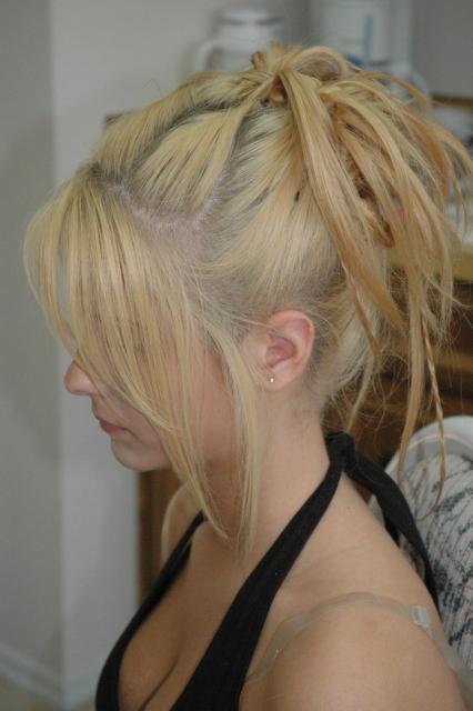 Cute Bridesmaid Hairstyle Updo