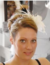 classic wedding updo with hairclips.jpg
