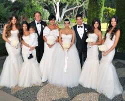 Kim Kardashian family wedding pictures.PNG