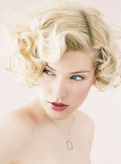 curly short bridal hairstyle with curly side bangs.jpg