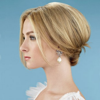 simple and stylish wedding hairstyle image.jpg