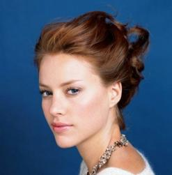 stylish simple updo for wedding.jpg