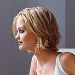 wedding hair styles for short hair_beach wedding style