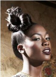 cool black bride hairstyle updo picture.jpg