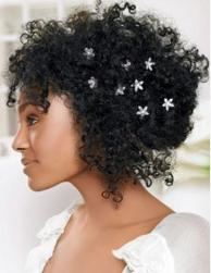 picture of black bride hairstyle with small curls.jpg