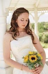 down wedding hairstyle_summer wedding hairstyle.jpg