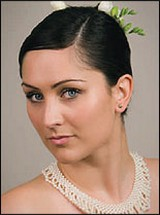 wedding hair styles for short hair