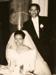 Barack Obama and Michell Obama wedding photo.jpg