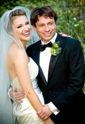 Chris Kattan Sunshine Tutt wedding pic.jpg