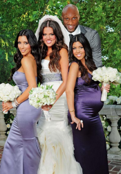 Khloe Kardashian husband wedding images.PNG