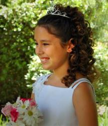 Flower Girl with tiara hairstyle with big curls.jpg