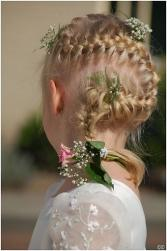 Flowergirl French Braid hairstyle pictures.jpg