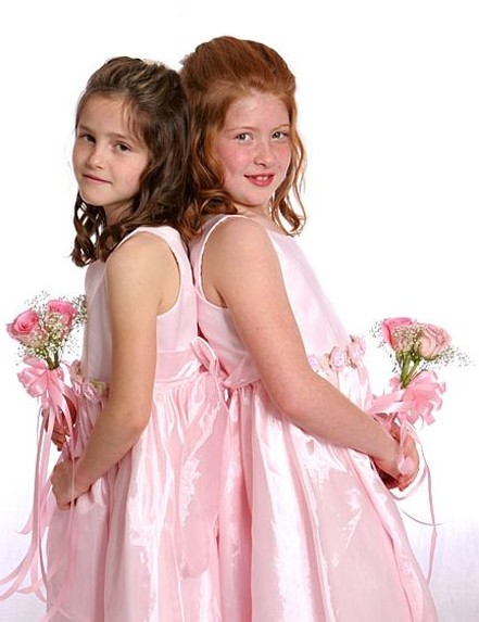 hairstyles for flower girls. simple flower girls hairstyles