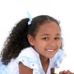 cascade flower girls hairstyle with beautiful curls.jpg