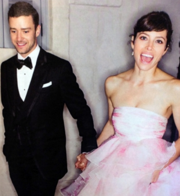 Justin Timberlake Wedding Pictures.PNG