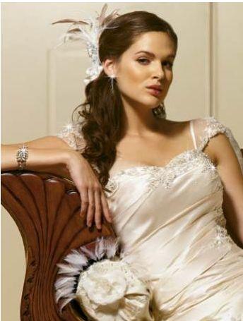 Wedding Hairstyles Half-Up
