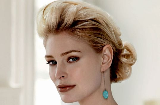 And Classic Bridal Updo With A Very Elegant TourchJPG - Classic elegant hairstyle