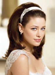 Elegant brial hairdo with headband with beautiful crystal floral clip.PNG