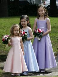 Cute flower girls with their simple yet flower girls hairdos with headbands.JPG
