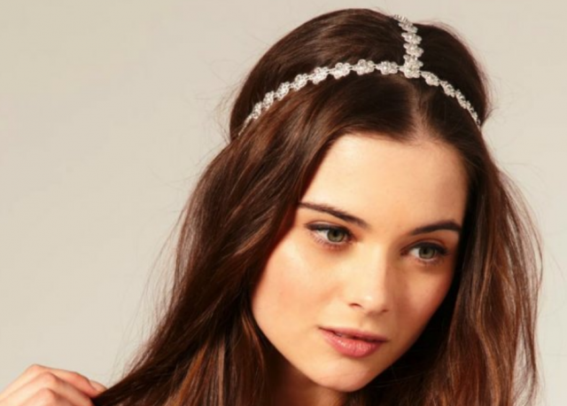 Princess wedding hairstyle with crystal hair band.PNG