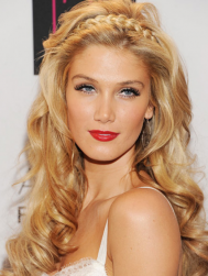 Blonde long wedding hairstyle wit hlong wavy side bangs.PNG