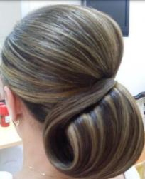 Highlighted chignon.JPG