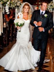Carrie Prejean and Kyle Boller Wedding pictures.JPG