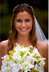 Half wedding updo with beautiful veil.JPG