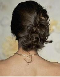 Romantic bridal wedding updo with light curls.JPG