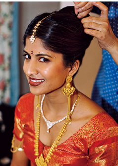 Indian Wedding Hairstyles With Curls Pinmyhair Com