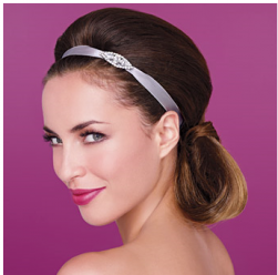 Modern wedding hairstyle with head band.PNG