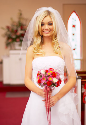 Beautiful blond wedding hairstyle with veil.PNG