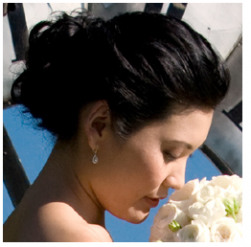 Simple elegant Asian bridal hairstyle.PNG