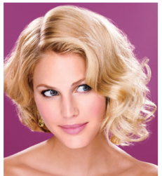 Down wedding hairstyle with wavy bang.PNG