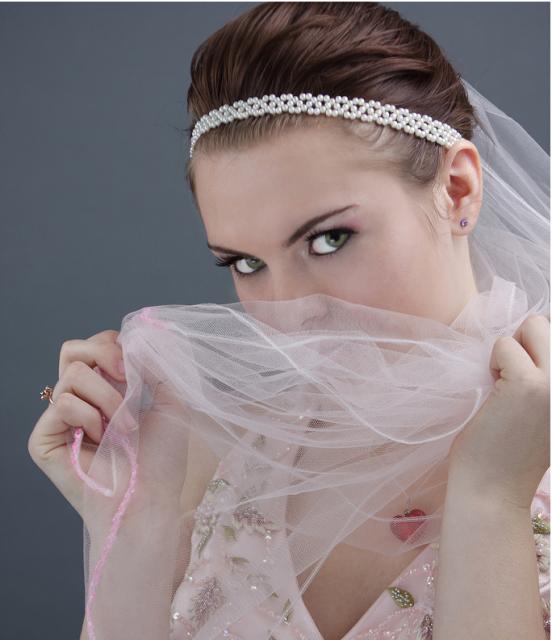 Awe Inspiring Wedding Hairstyles Headband Veil Spring Hairstyles Short Hairstyles For Black Women Fulllsitofus