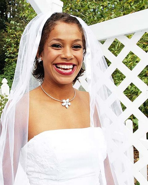 Wedding Hairstyles For Black Women With Short Hair