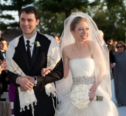 Marc Mezvinsky and Chelsea Clinton's Wedding images.PNG