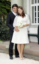 World famous tennis player Roger Federer wedding photos.PNG