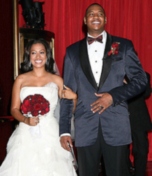 Carmelo Anthony and Lala Vasquez wedding_Carmelo Anthony wife pictures.PNG