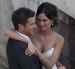 Dave Annable and Odette Yustman wedding pictures.PNG